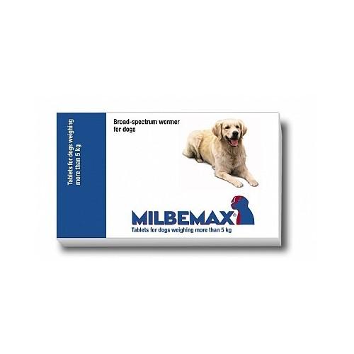 Milbemax cão grande 5-75 kg