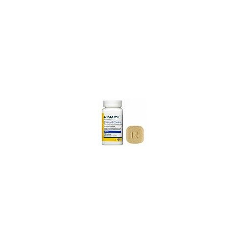 Rimadyl mastigável 50 mg.