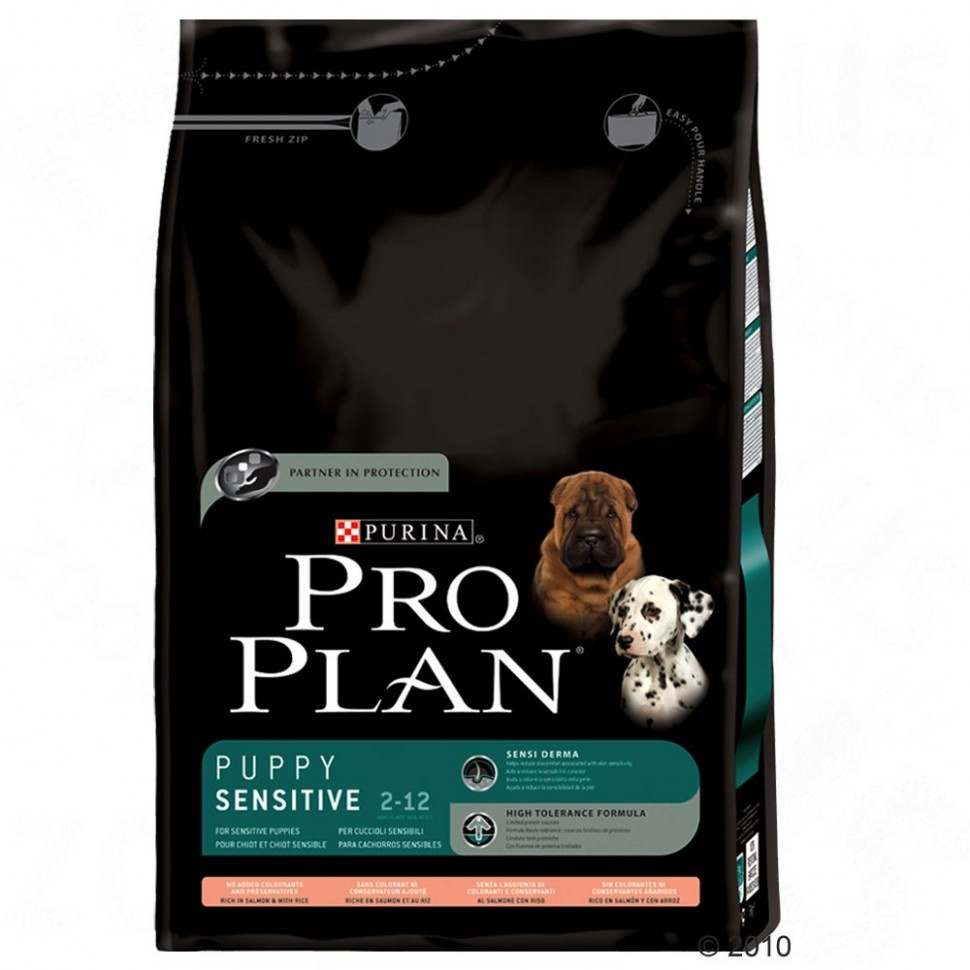 PRO PLAN Puppy Sensitive Skin