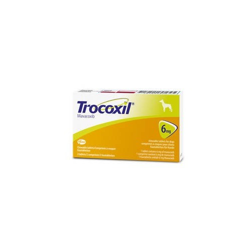 TROCOXIL 2 Chewable tablets