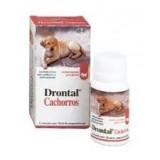 Drontal Suspensão Oral para cachorros