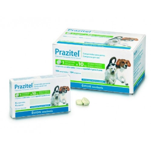 Prazitel 1 Tablet