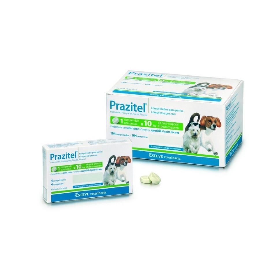 Prazitel 1 Tablet