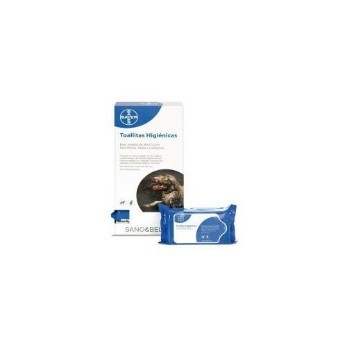 Toalhinhas limpadoras Sano&Bello (32 x17)