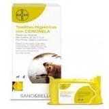 Toalhinhas higienicas com Cidronela Sano&Bello