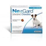 Nexgard S (4-10 kg) 3 comp.