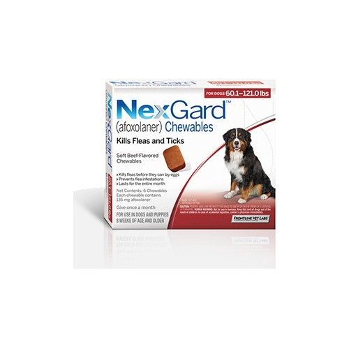 Nexgard S (25-50 kg) 3 tablets