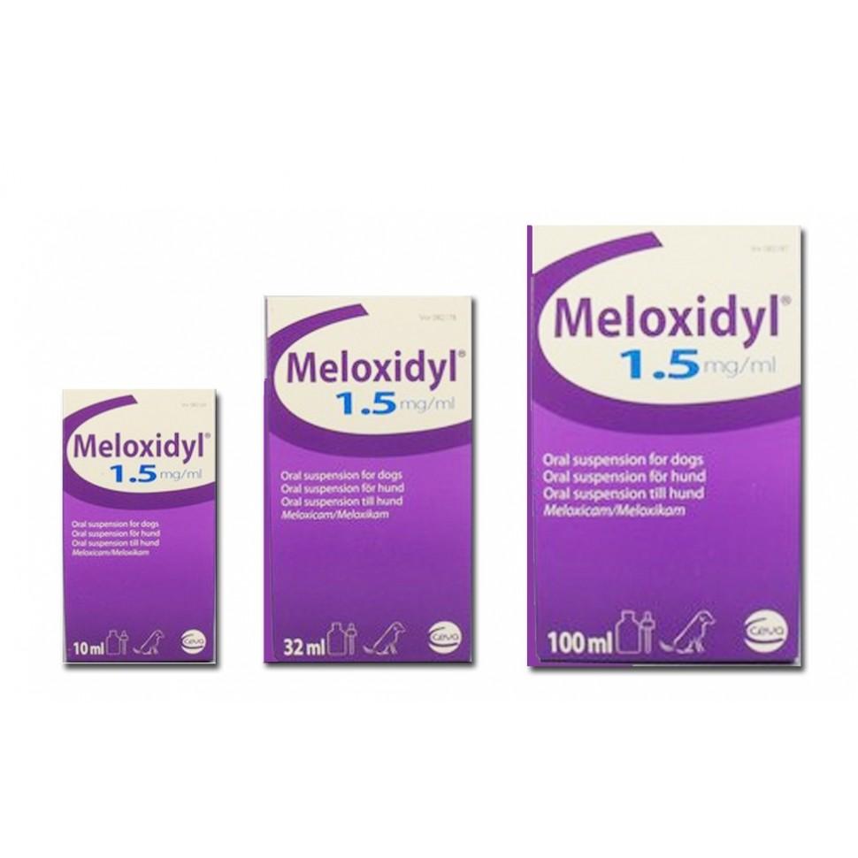 Meloxidyl suspensão oral