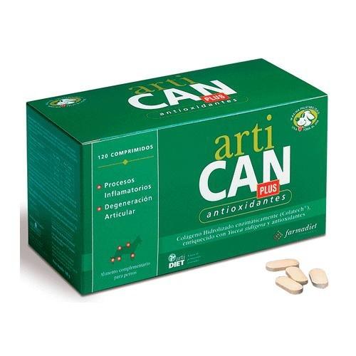 Artican Plus com antioxidantes