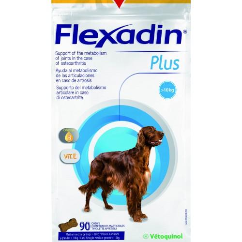 Flexadin Plus cães medianos e grandes