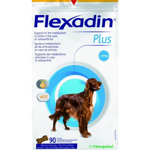 Flexadin Plus medium and large dogs
