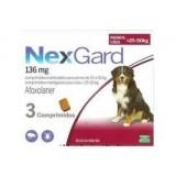 Nexgard S (25-50 kg) 3 comp.