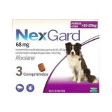 Nexgard S (10-25 kg) 3 comp.