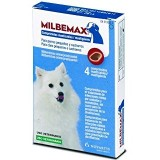 Milbemax Chewable 2,5 (0,5-10 kg)