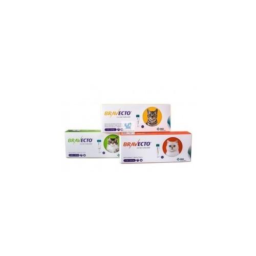Bravecto pipetas 250 mg (2.8-6.25 kg.)
