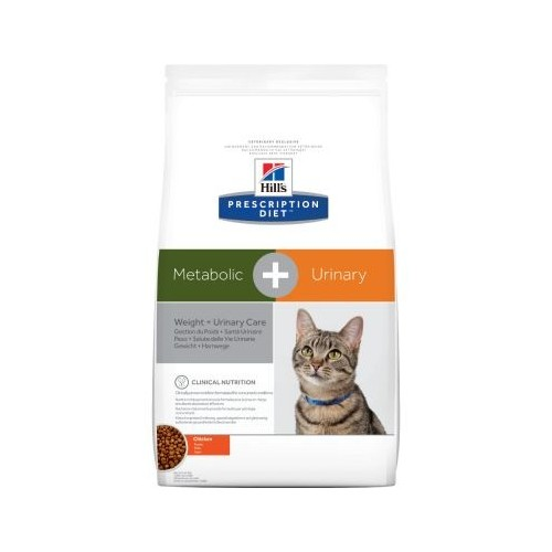 Feline Metabolic + Urinary
