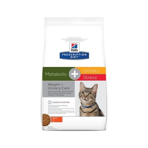 Feline Metabolic + Urinary Stress