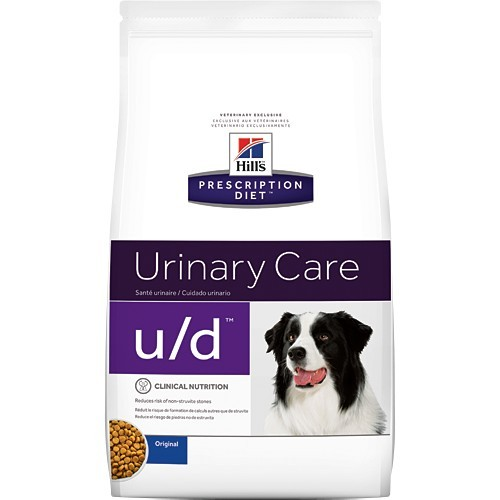 Canine u/d
