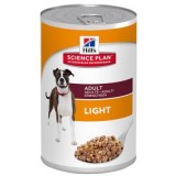 ADULT LIGHT CON POLLO 12 Latas x 370 G