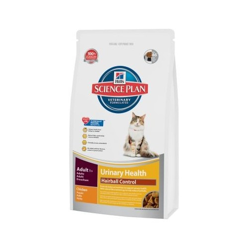 FELINE Adult Urinary & Hairball Control