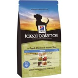 Ideal Balance Puppy com frango e arroz