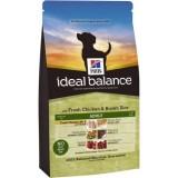 Ideal Balance Adult con pollo y arroz