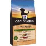Ideal Balance Large Breed com frango e arroz