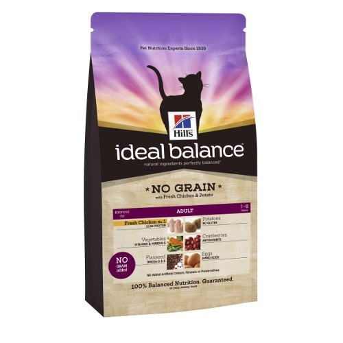 Ideal Balance Adult No Grain com frango e batata