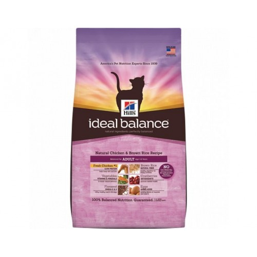 Ideal Balance Adult with chicken and rice