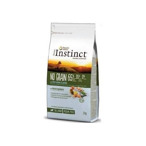 TRUE INSTINCT NO GRAIN MEDIUM/MAXI - JUNIOR