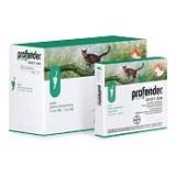 PROFENDER SPOT-ON GATOS PEQ. 0.5-2.5 KG (1 PIPETA)