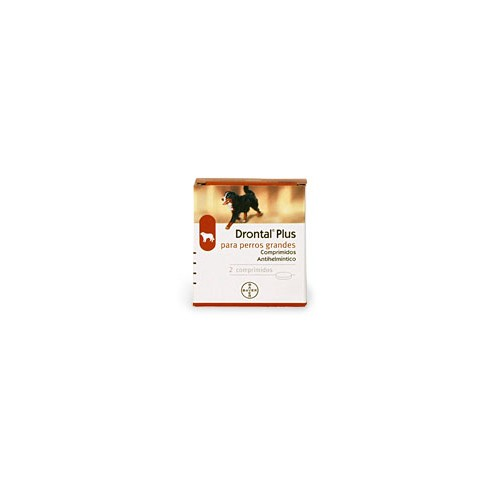 Drontal Plus XXL (Large dogs)