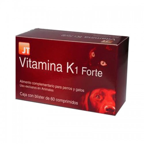 Vitamin K1 large breeds 60 tablets