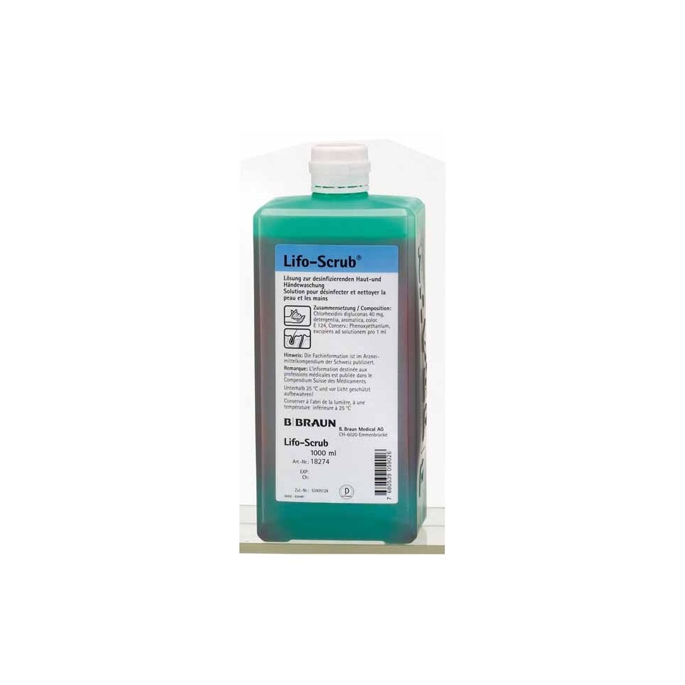 Lifo-Scrub 500 ml.