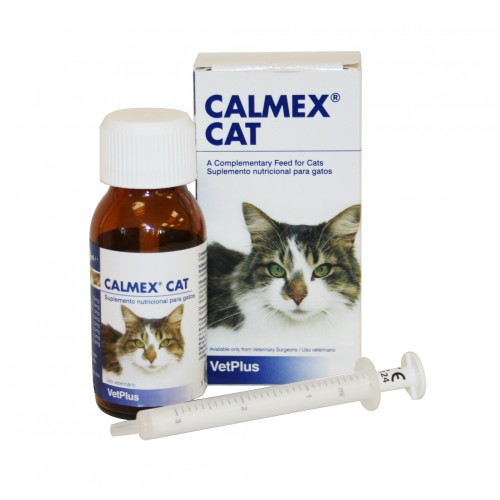Calmex cat 60 ml.