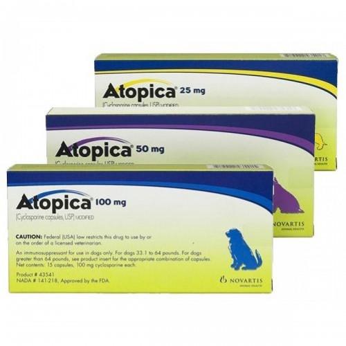 Atopica 60 capsules