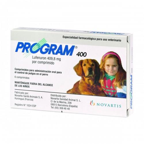 PROGRAM 400 6 Tablets