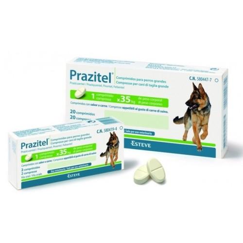 Prazitel XXL 20 Tablets