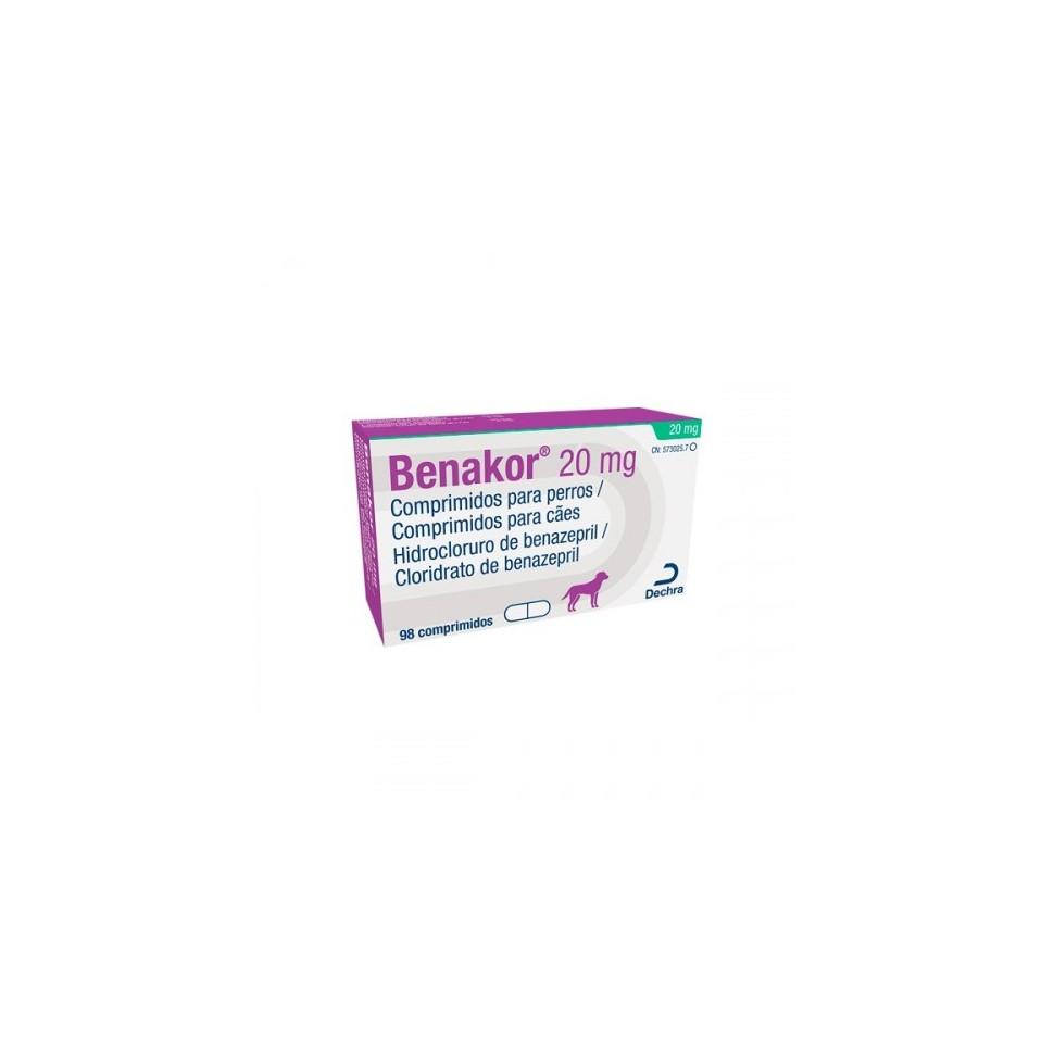 Benakor 98 comprimidos