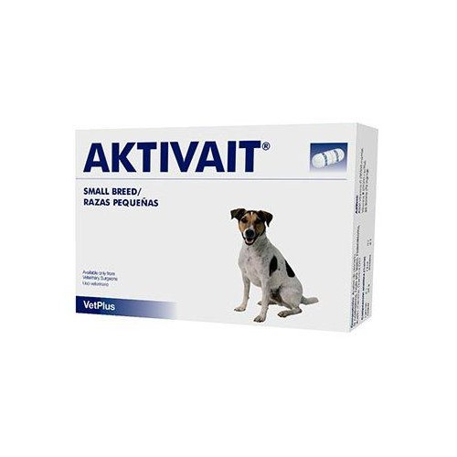 Aktivait Small Breeds 60 tablets