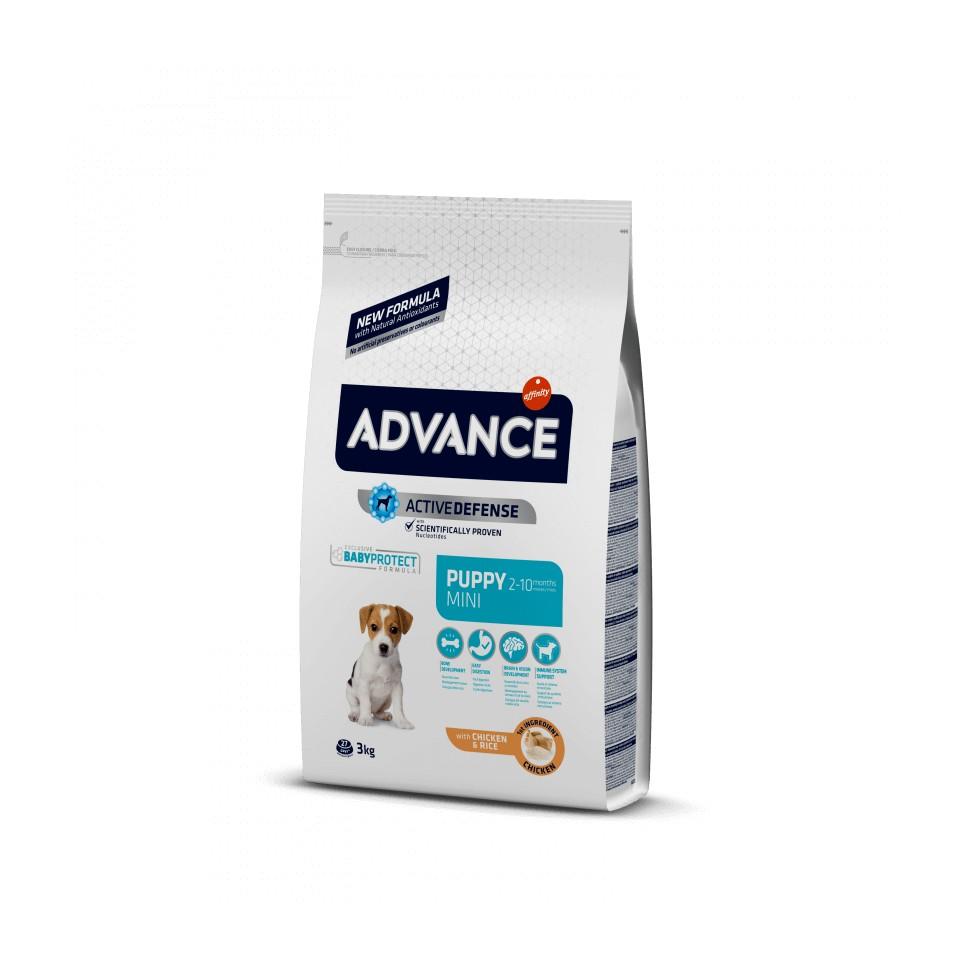 Advance Puppy Mini 2-10 kg.