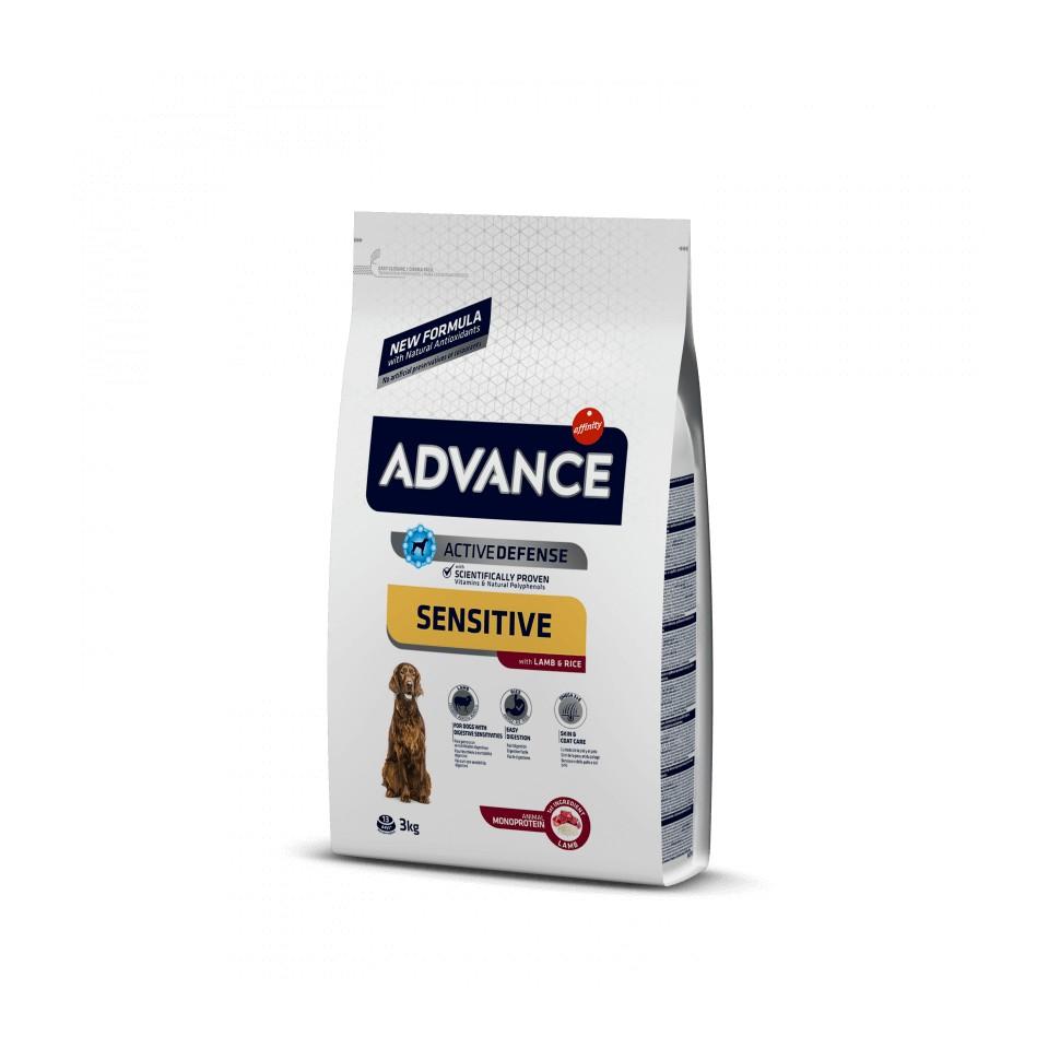 Advance Sensitive Lamb & Rice