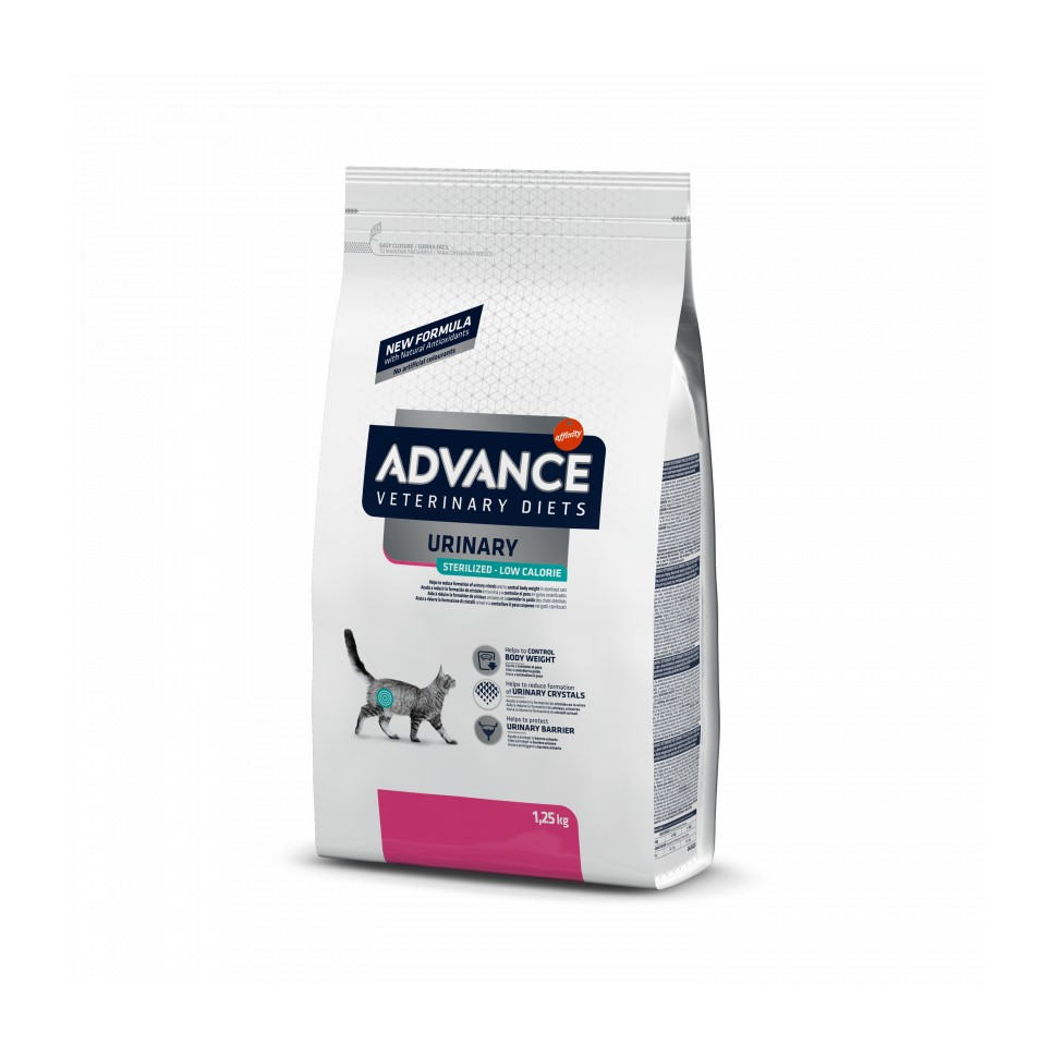 Advance Urinary Sterilized Low Calorie
