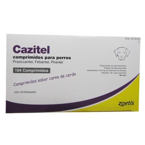 Cazitel tablets