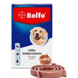 BOLFO COLLAR MARRON