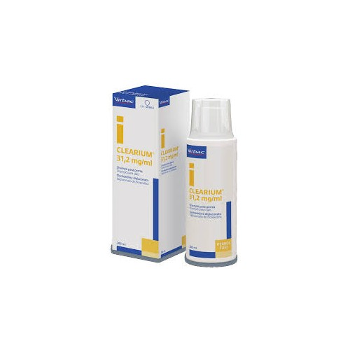 Clearium shampoo 31,2 mg/ml