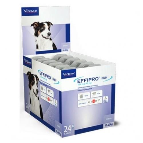 EFFIPRO 134 mg. 10-20 kg. 4 Pipetas
