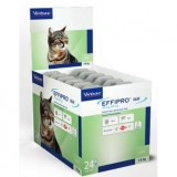 EFFIPRO 50 mg. 24 pipettes cats