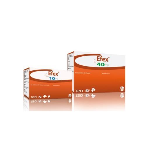 Efex comprimidos