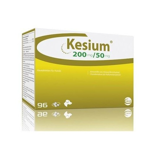 Kesium 250 mg perro